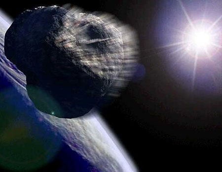 near miss asteroid today - photo #15